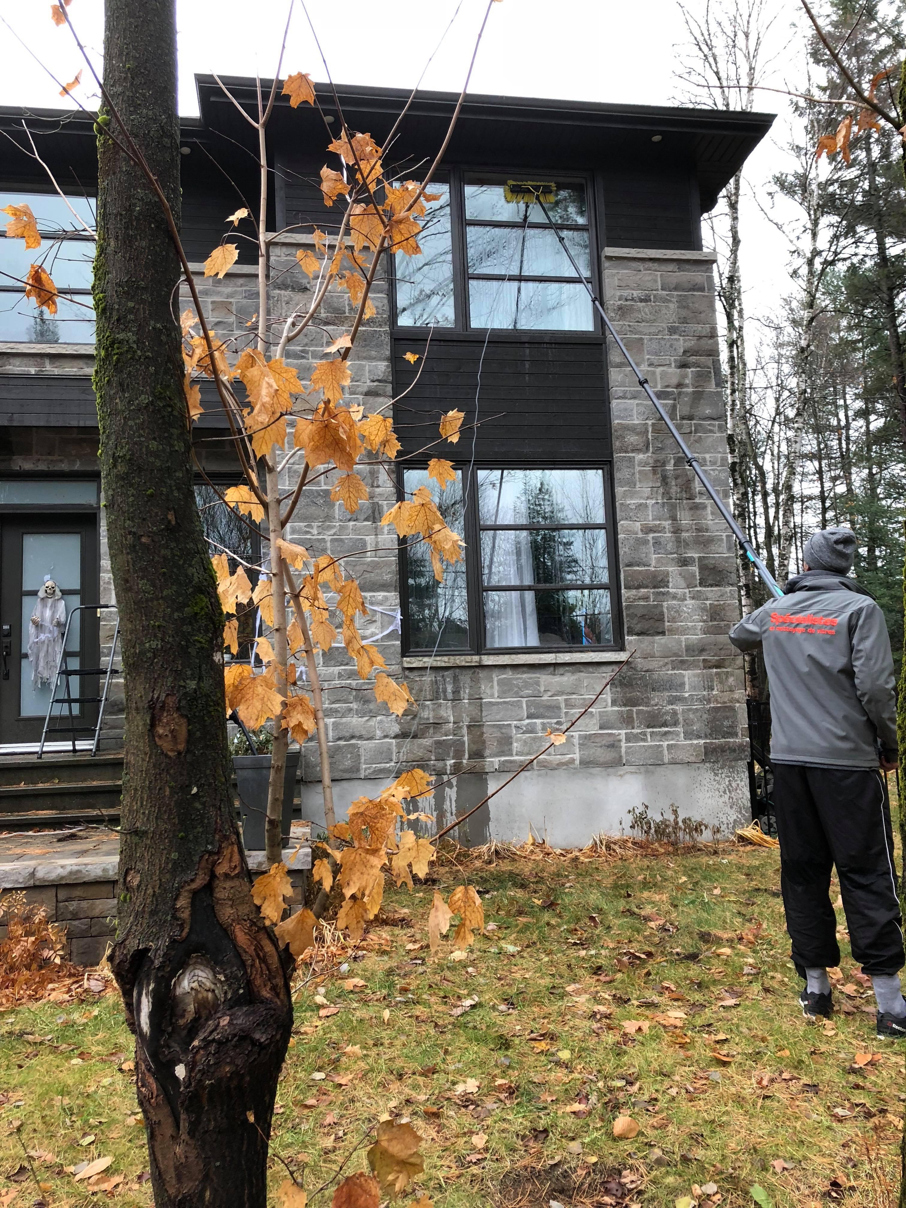 Lavage de vitres Piedmont