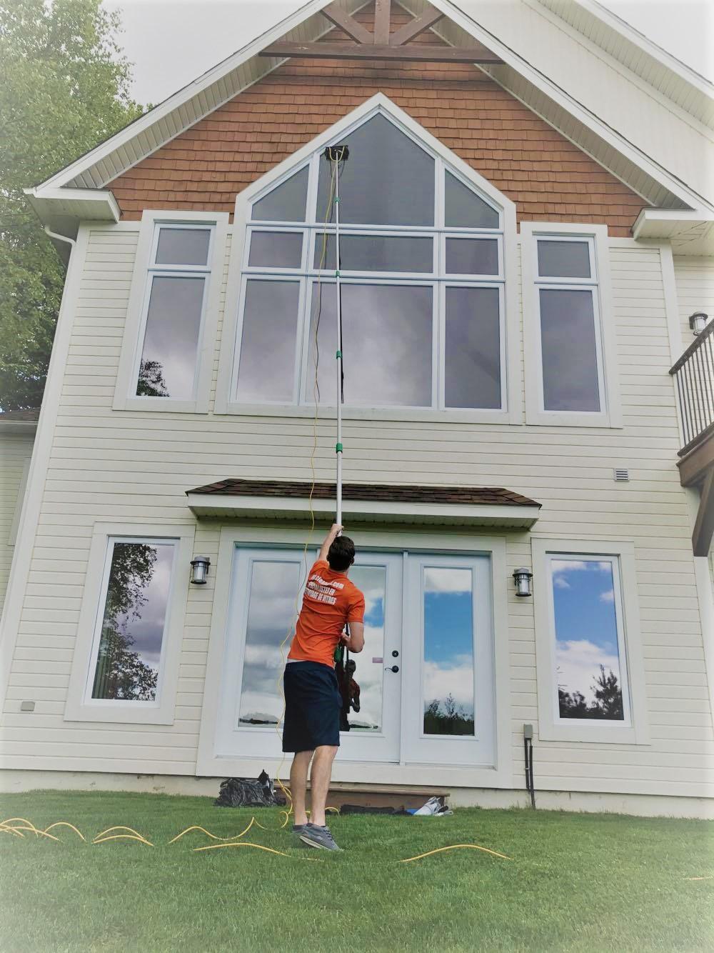 lavage de vitres st-colomban